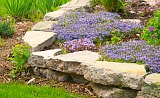 Building an Urbanite Retaining Wall or Path