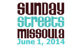 Sunday Streets Missoula, Higgins Edition, June 1, 2014